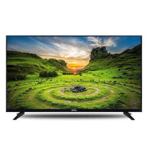 Detel 75-inch 4K Smart LED TV launched