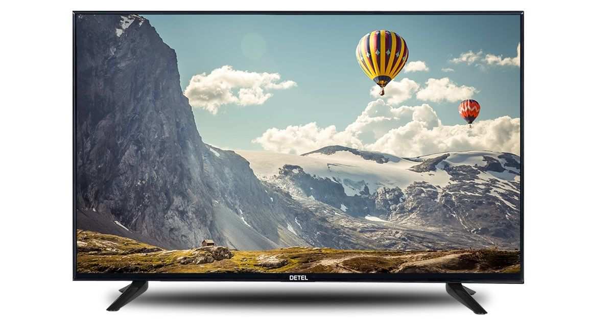Detel launches Star LED TV series in India, prices start at Rs 3,699