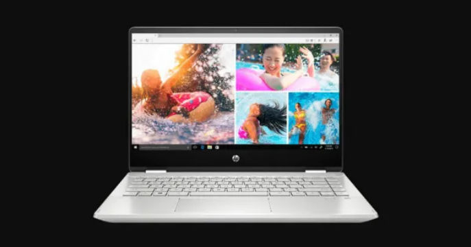 HP Pavilion x360 convertible processor updated