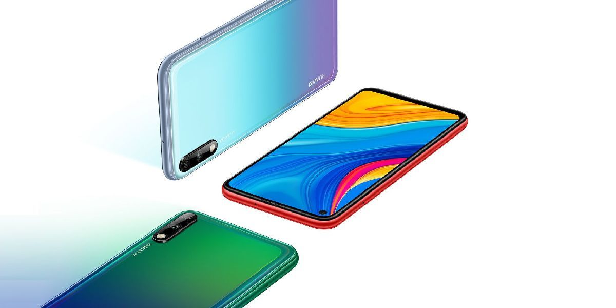 Huawei Enjoy 10 with punch-hole display and 48MP dual cameras launched in China