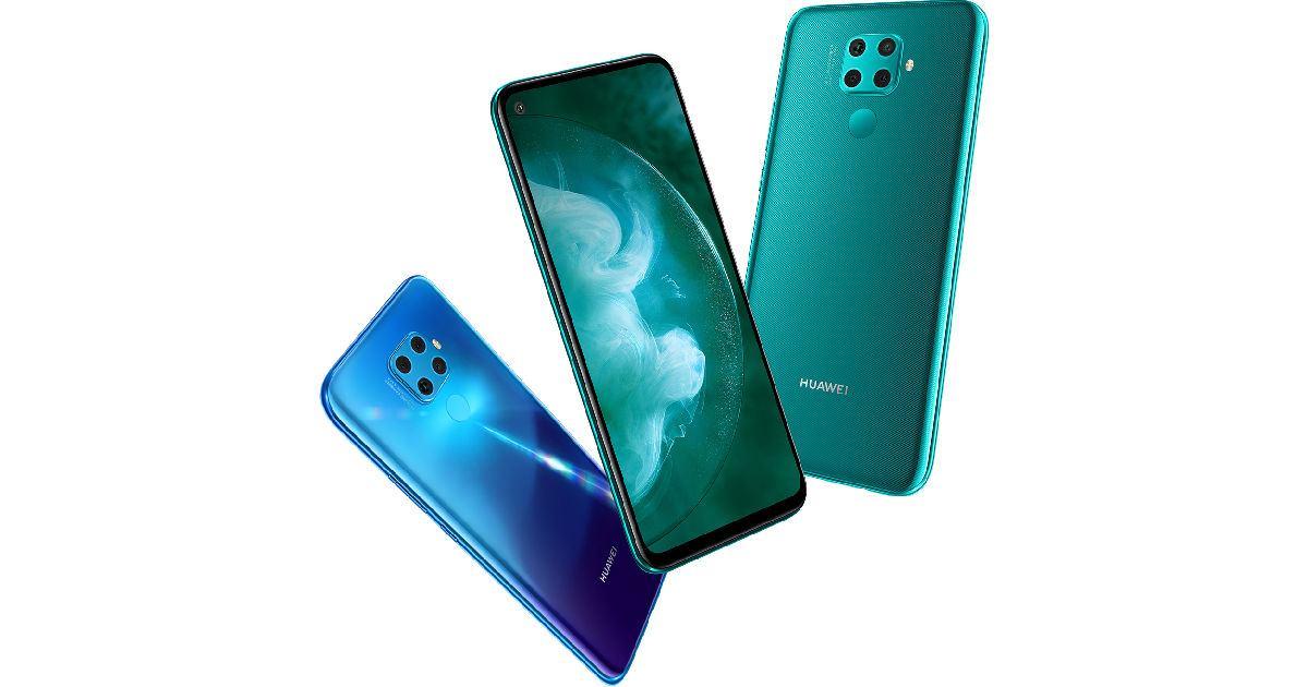Huawei Nova 5z with Kirin 810 and 48MP quad cameras launched in China: price, specifications