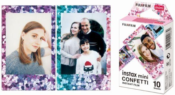 Instax Mini Confetti Instant Film