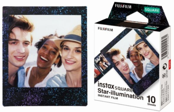 Instax Square Star-Illumination