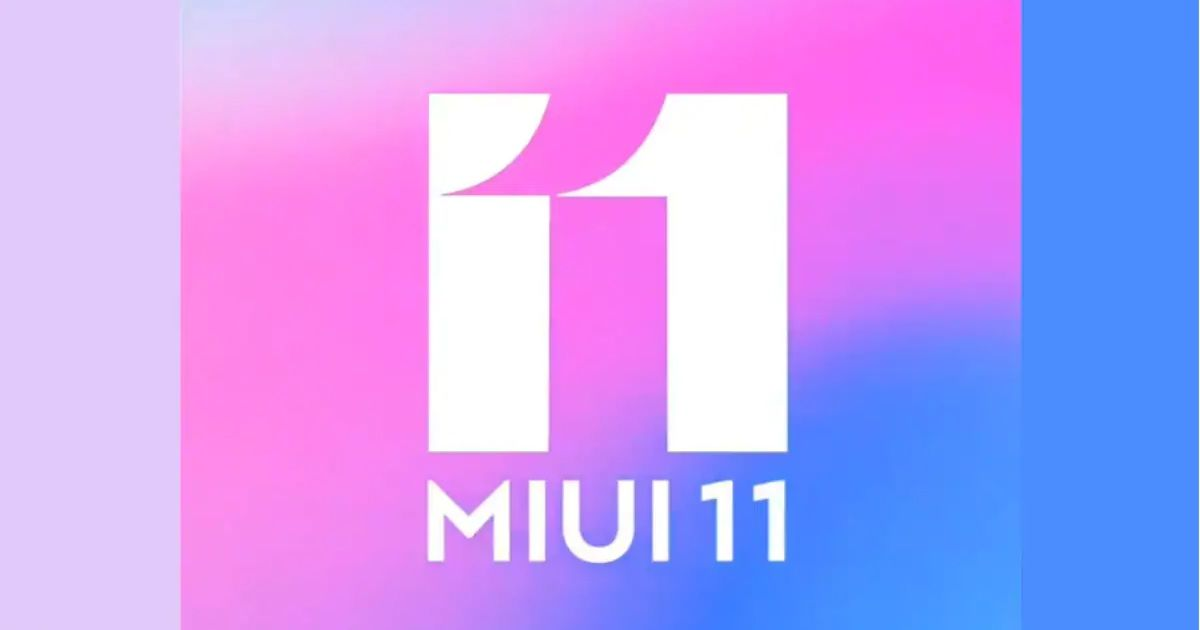 MIUI 11 launched in India; rollout to begin from October 22nd