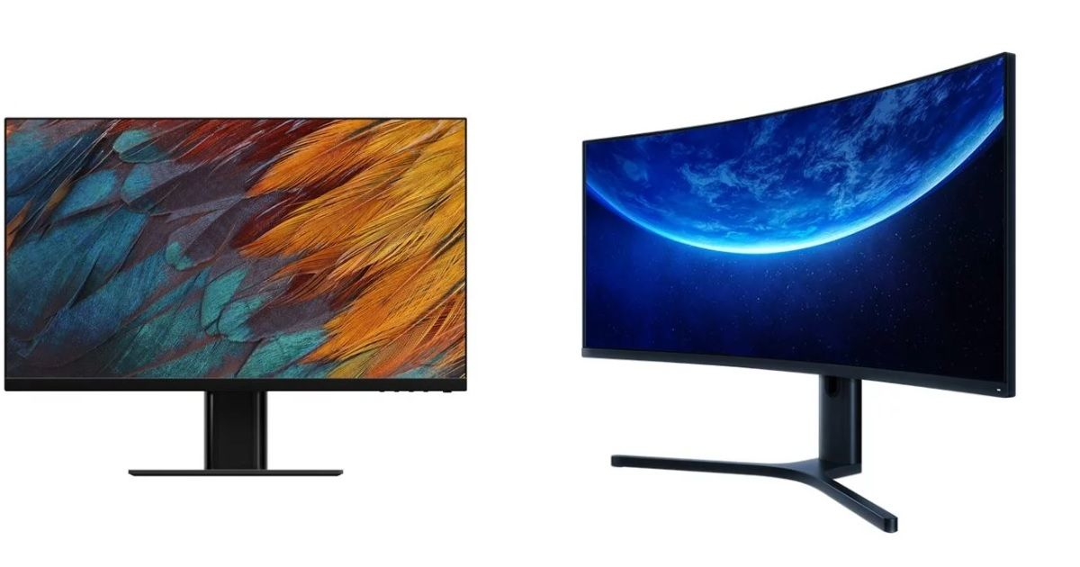 Xiaomi introduces 34-inch curved gaming and 23.8-inch regular monitors