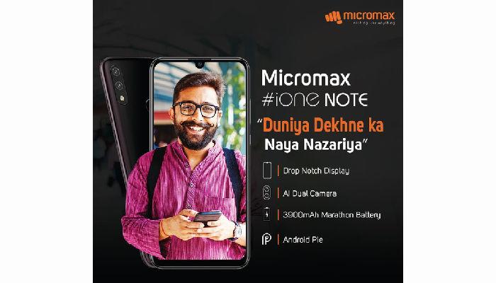 Micromax iOne Note
