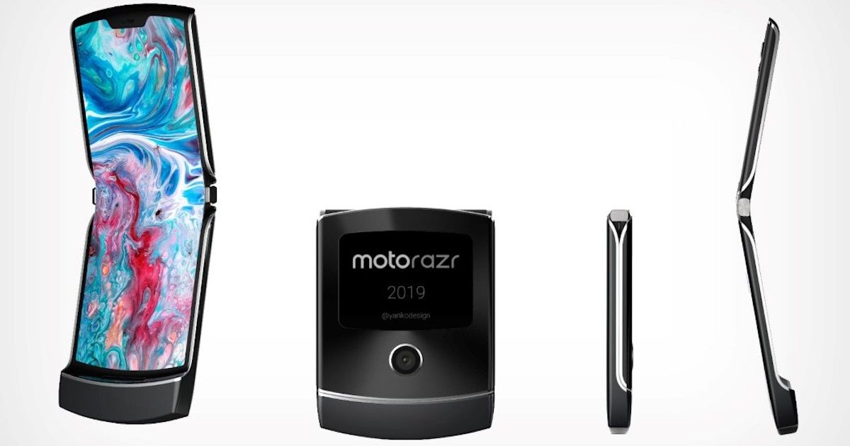 Motorola teases November 13th launch for its foldable RAZR phone