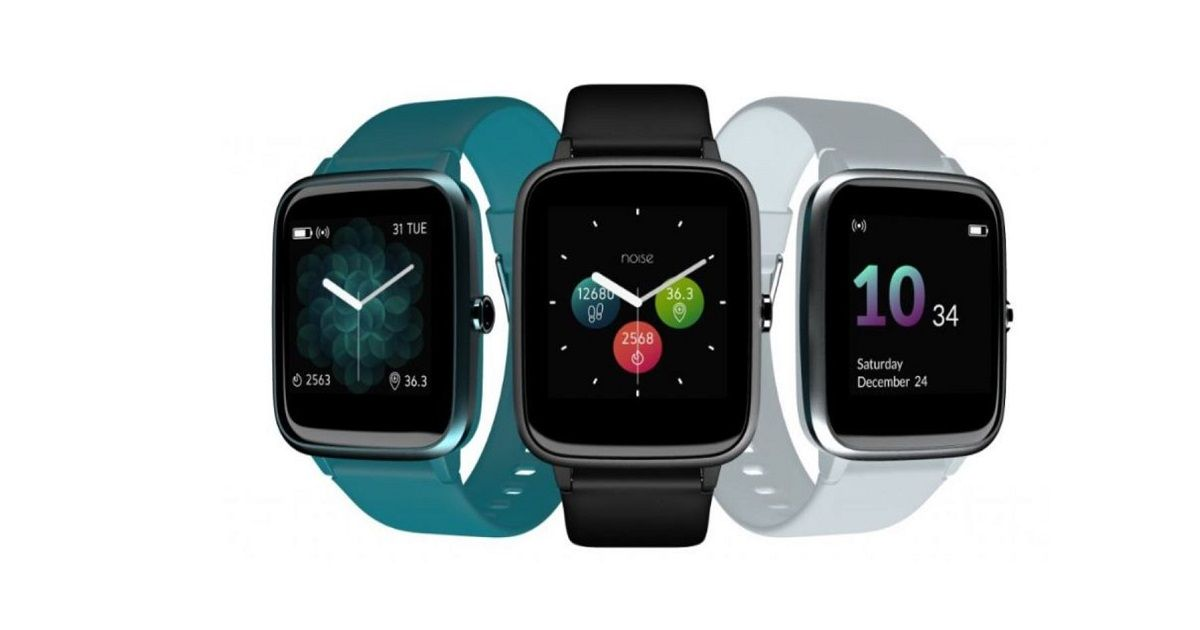 Noise ColorFit Pro 2 smartwatch with colour display and heart rate sensor launched for Rs 2,999