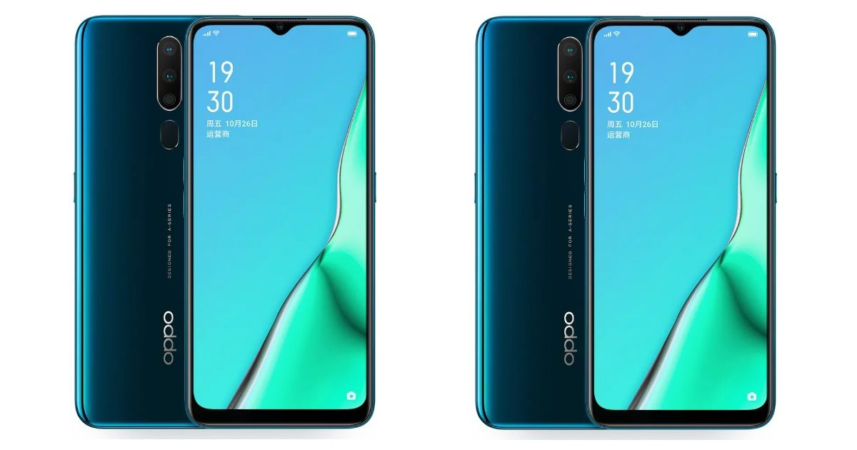 OPPO A11 with four rear cameras launched in China for around Rs 15,100