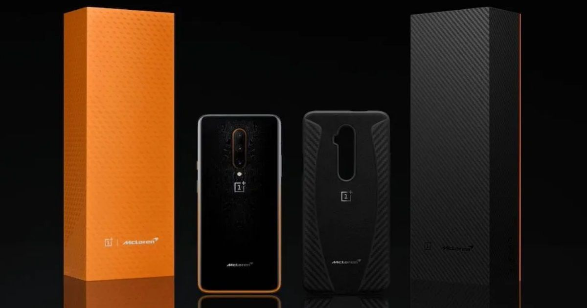OnePlus 7T Pro McLaren Edition_featured