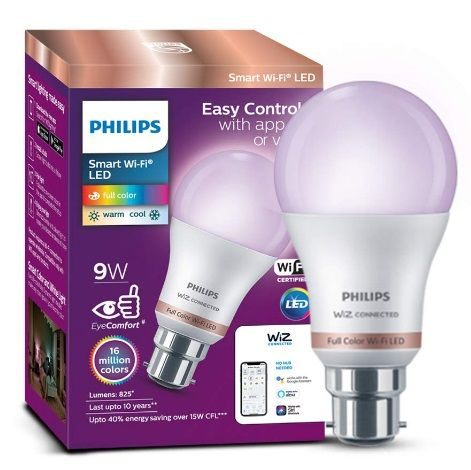 Philips Wi-Fi LED Bulb B22