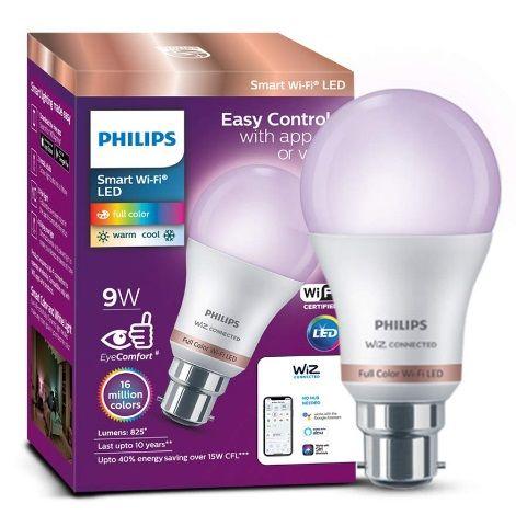 Philips Wi-Fi LED Bulb B22