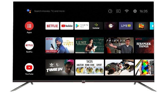 Sanyo Kaizen Android TV range