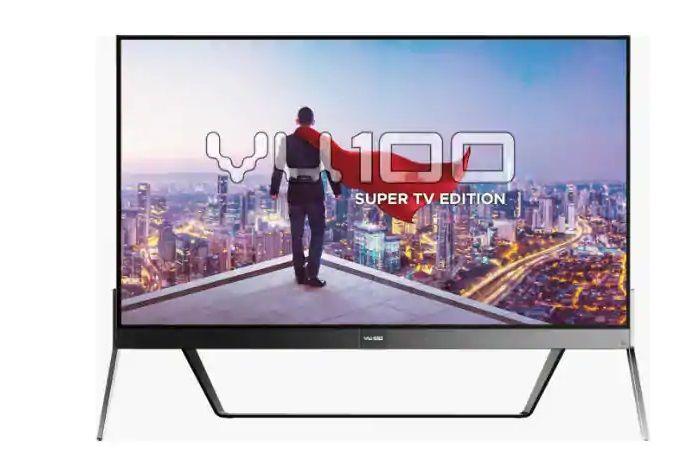 Vu 100-inch 4K Super TV launched