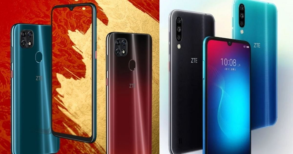 ZTE Blade 20 Smart Xiaoxin Edition and Blade A7s launched in China