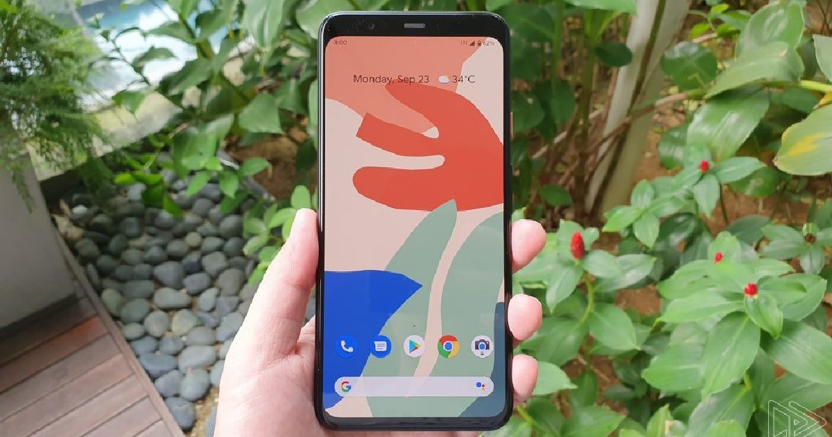 Google may unveil Pixel 4 5G next week