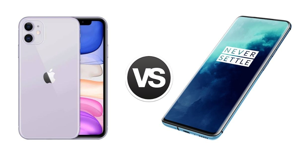 One brand's premium, another brand's budget: OnePlus 7T Pro vs iPhone 11