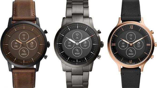 Fossil-Hybrid-HR launched
