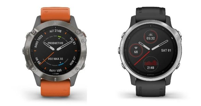 Garmin-Fenix-6-and-Garmin-Fenix-6S-launched