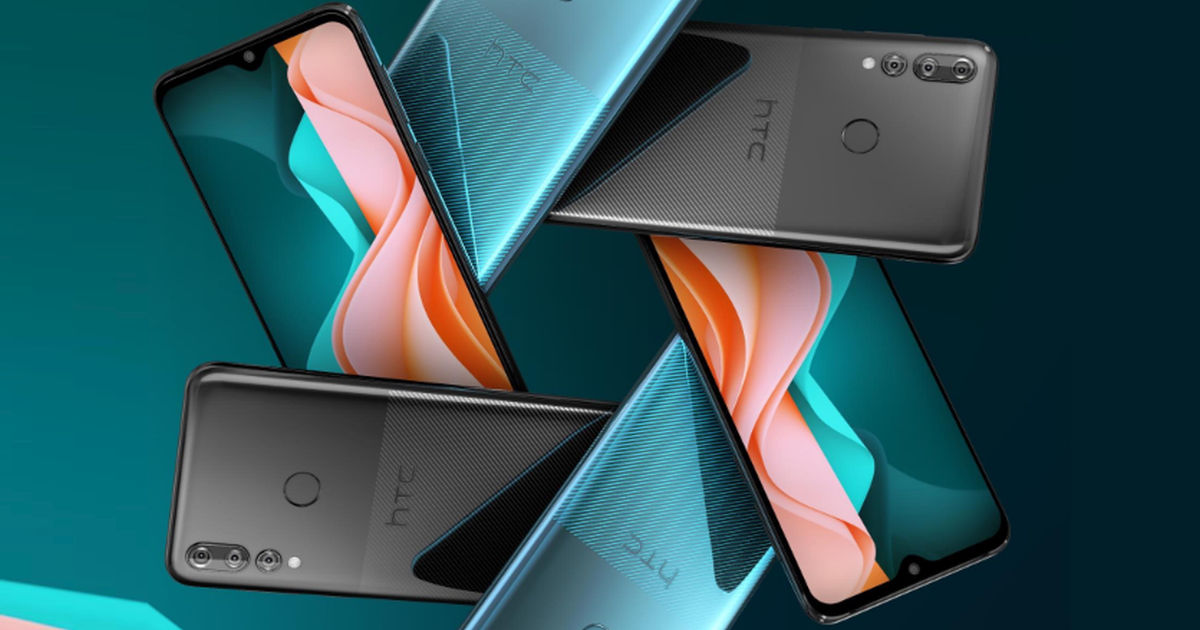 HTC Desire 19s with 13MP triple cameras and Helio P22 launched in Taiwan