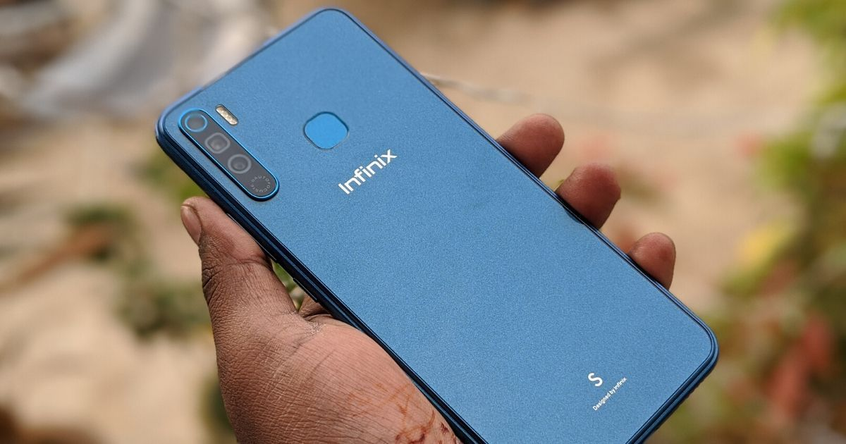 Infinix S5 Lite unboxing and first impressions: punch-hole display on a budget