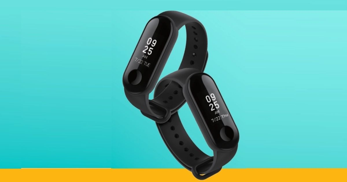 Mi Smart Band 3i with AMOLED display launched in India for Rs 1,299