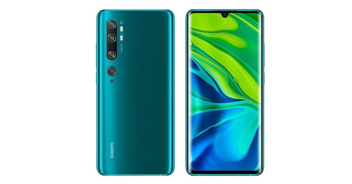Xiaomi could be working on a smartphone with better cameras than the Mi CC9 Pro