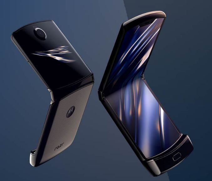 The Motorola Razr is now retailing at Rs 94,999 in India