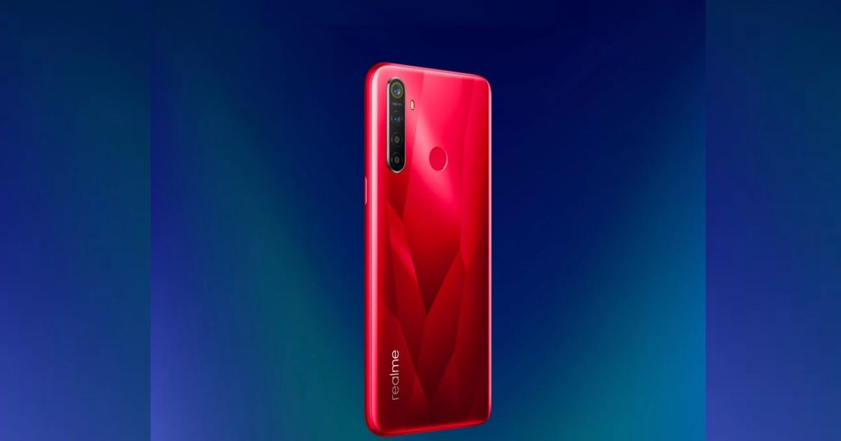 Realme 5s to feature 48MP quad cameras and 5,000mAh battery, launch on November 20th