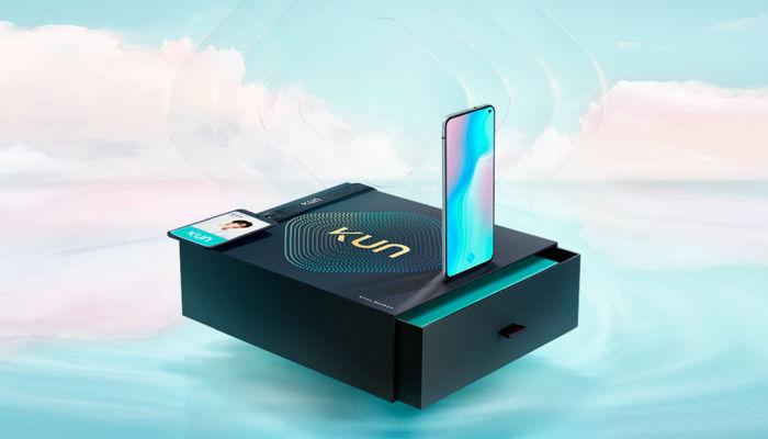 Vivo S5 Cai Xukun Custom GIft Box Edition-