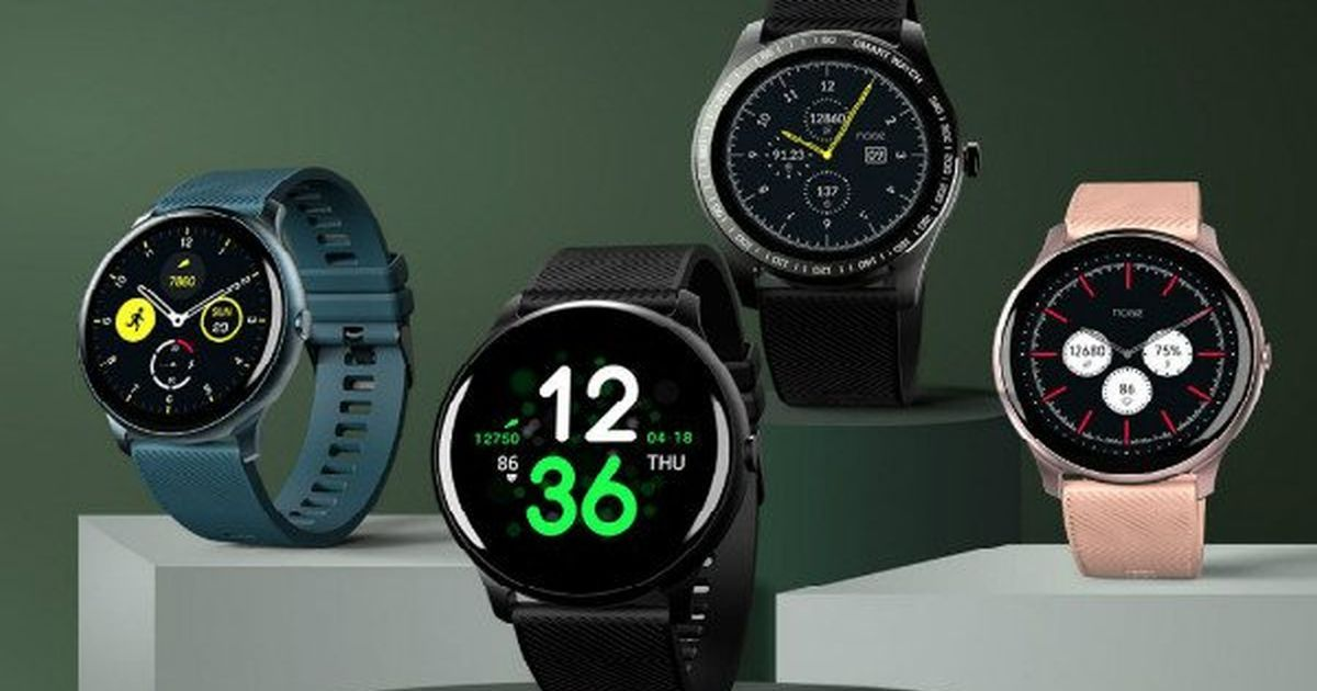 NoiseFit Evolve smartwatch with AMOLED display launched in India for Rs 5,499
