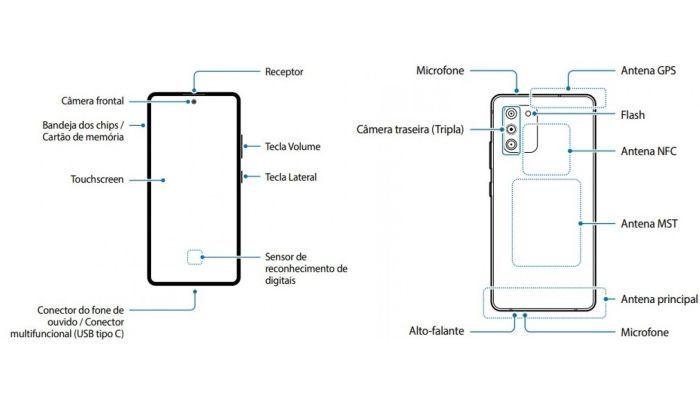 Galaxy S10 Lite user manual