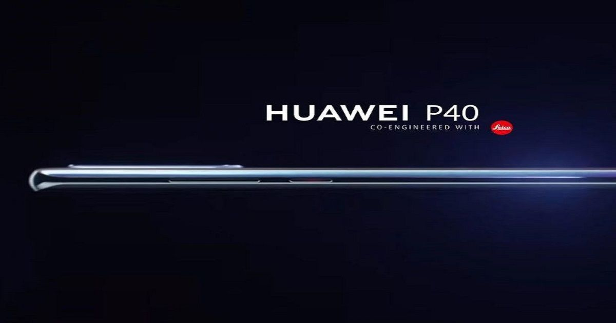 Huawei P40 series will be launching on March 26th in Paris