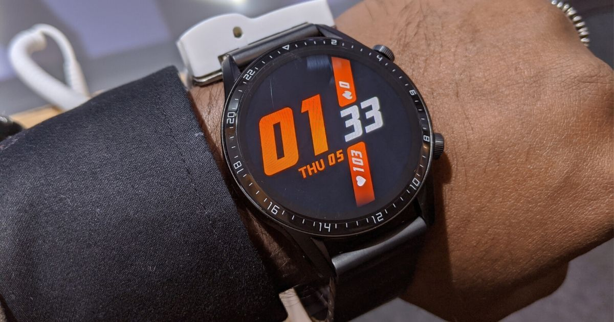 Huawei Watch GT 2 first impressions: a worthy upgrade