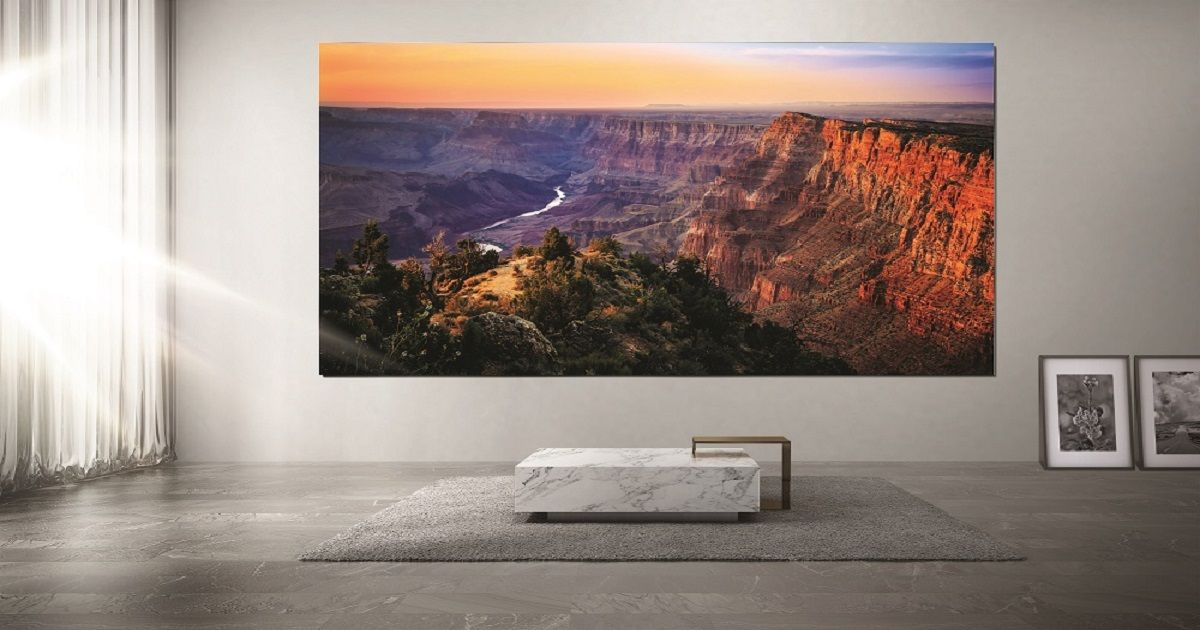 Samsung The Wall MicroLED display debuts in India, prices start at whopping Rs 3.5 crore