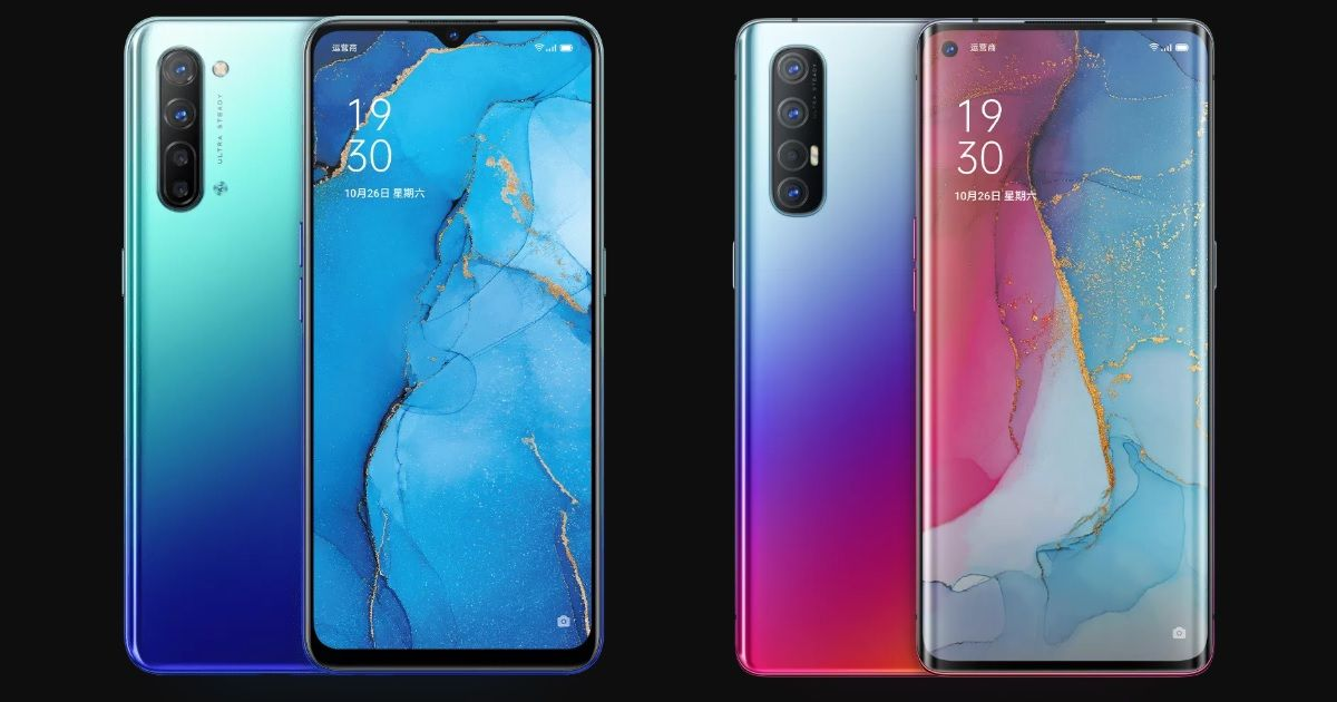OPPO Reno 3 Pro slated to launch in February with a 44MP dual punch-hole front camera