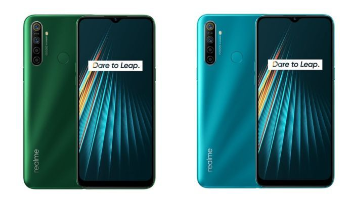 Realme 5i colour editions-