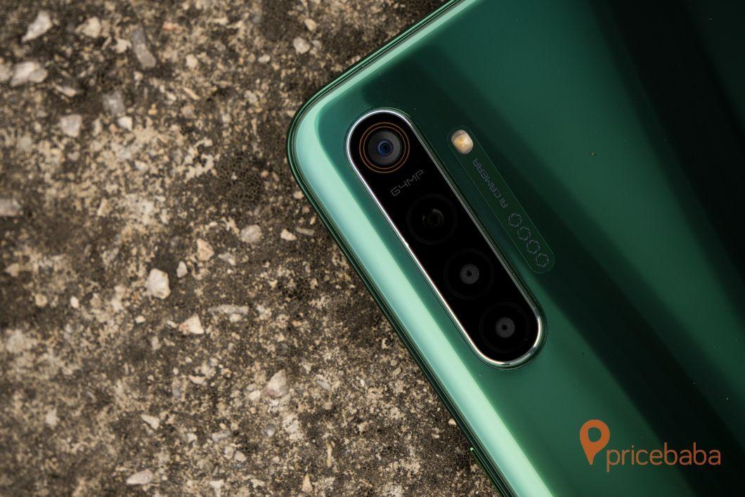 Realme X2 cameras