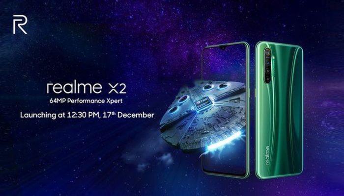 Realme X2 moniker confirmed-