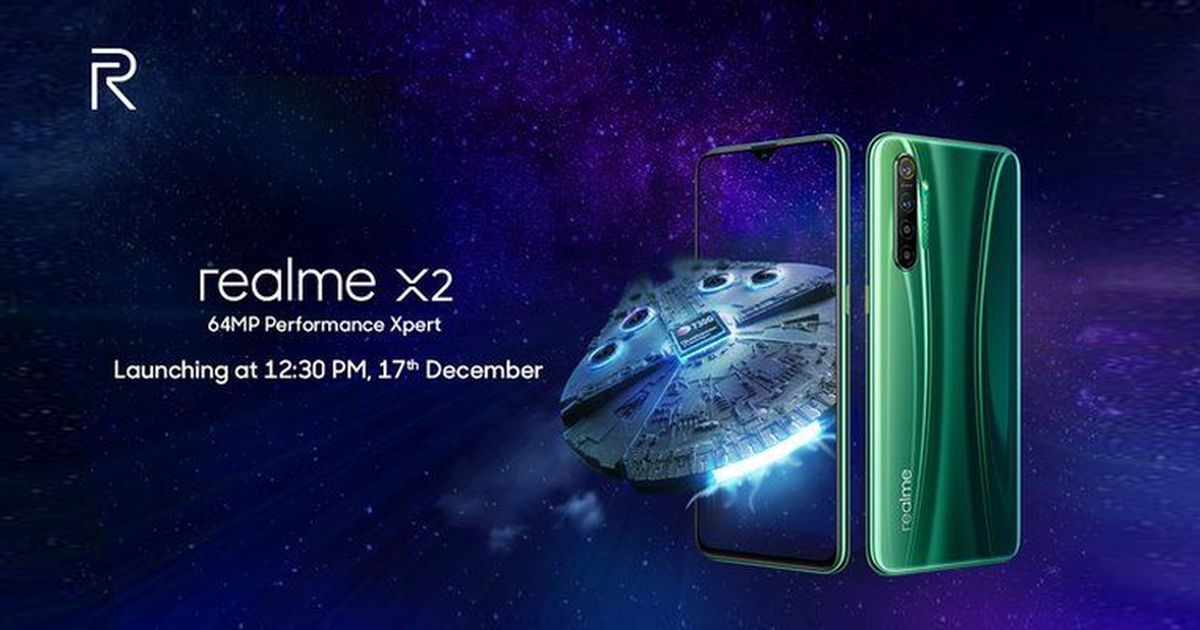 Realme XT 730G will be called Realme X2 in India