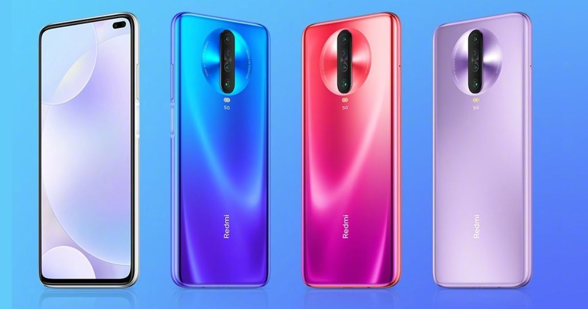 Redmi K30 with Snapdragon 765G SoC and 5G connectivity launched in China