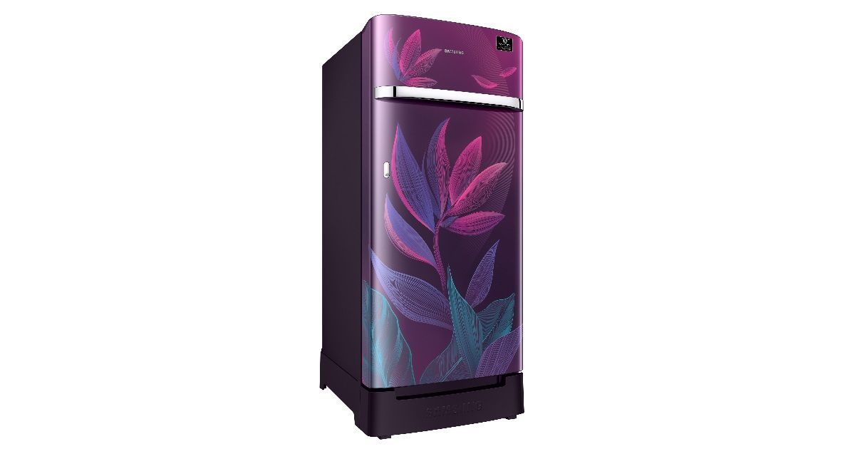 Samsung 5-Star Direct Cool Single Door Refrigerator lineup_featured