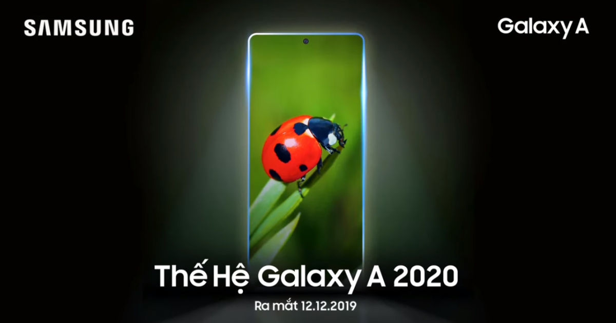 Samsung Galaxy A 2020 Phone Launching on December 21