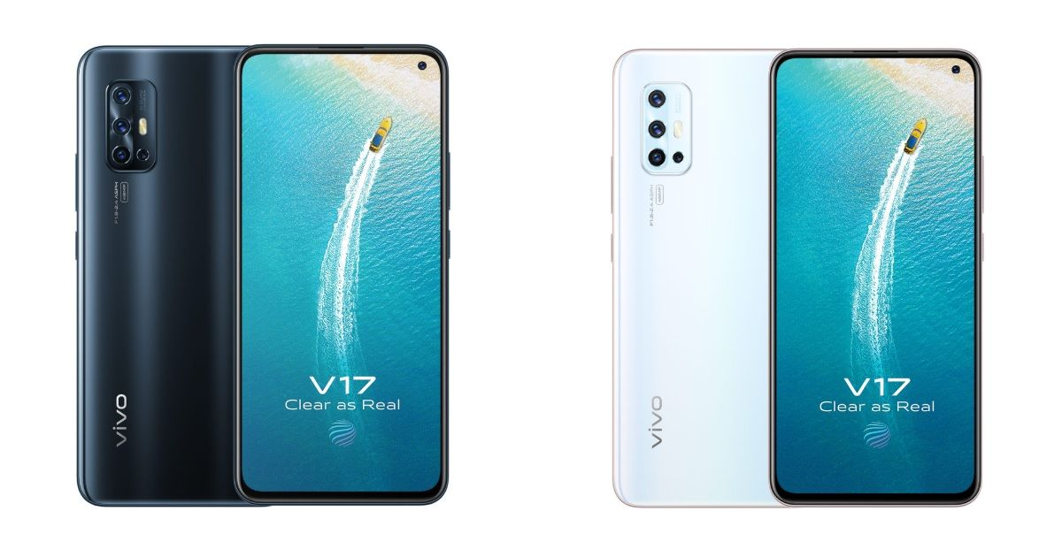 Vivo V17 with 48MP quad-camera setup launched in India, yours for Rs 22,990