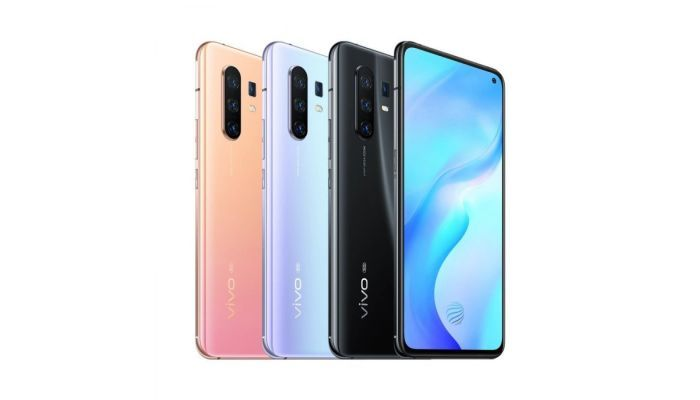 Vivo X30 Pro color options