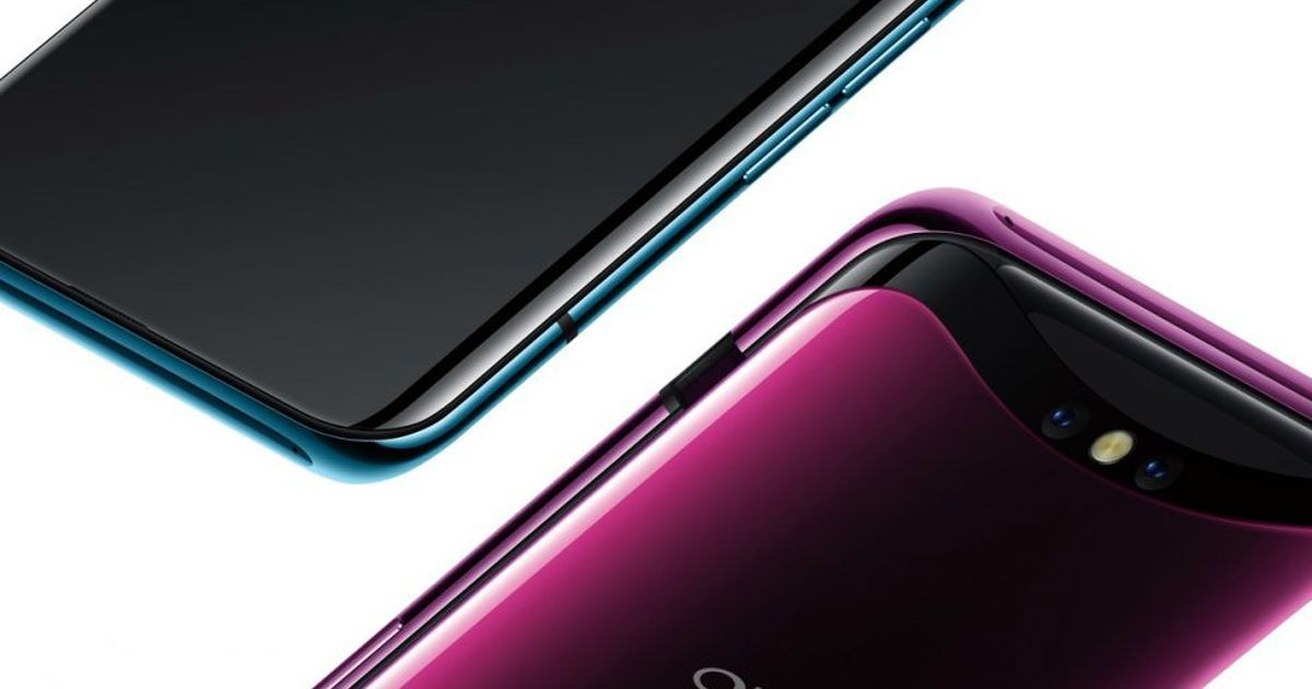OPPO Find X2 will reportedly flaunt a 120Hz QHD+ display