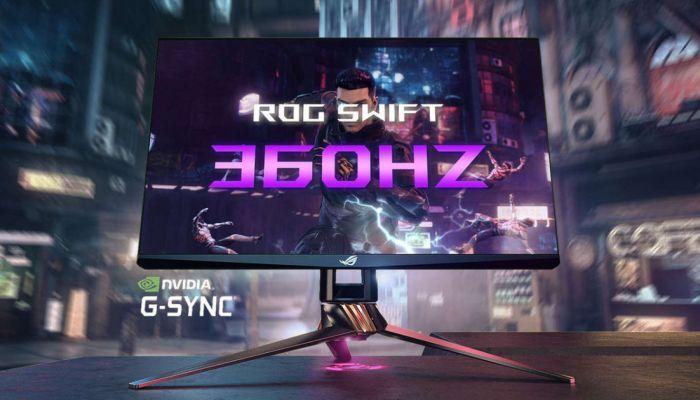 ASUS ROG Swift 360hz Monitor-