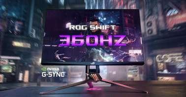 ASUS ROG Swift 360hz Monitor