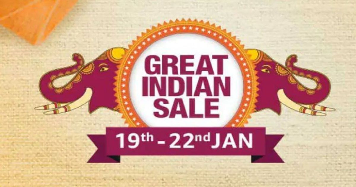 Amazon Great Indian Sale: best deals on smartphones, electronics and more