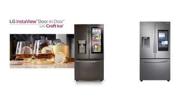 CES 2020 Samsung and LG Smart AI Refrigerators_featured